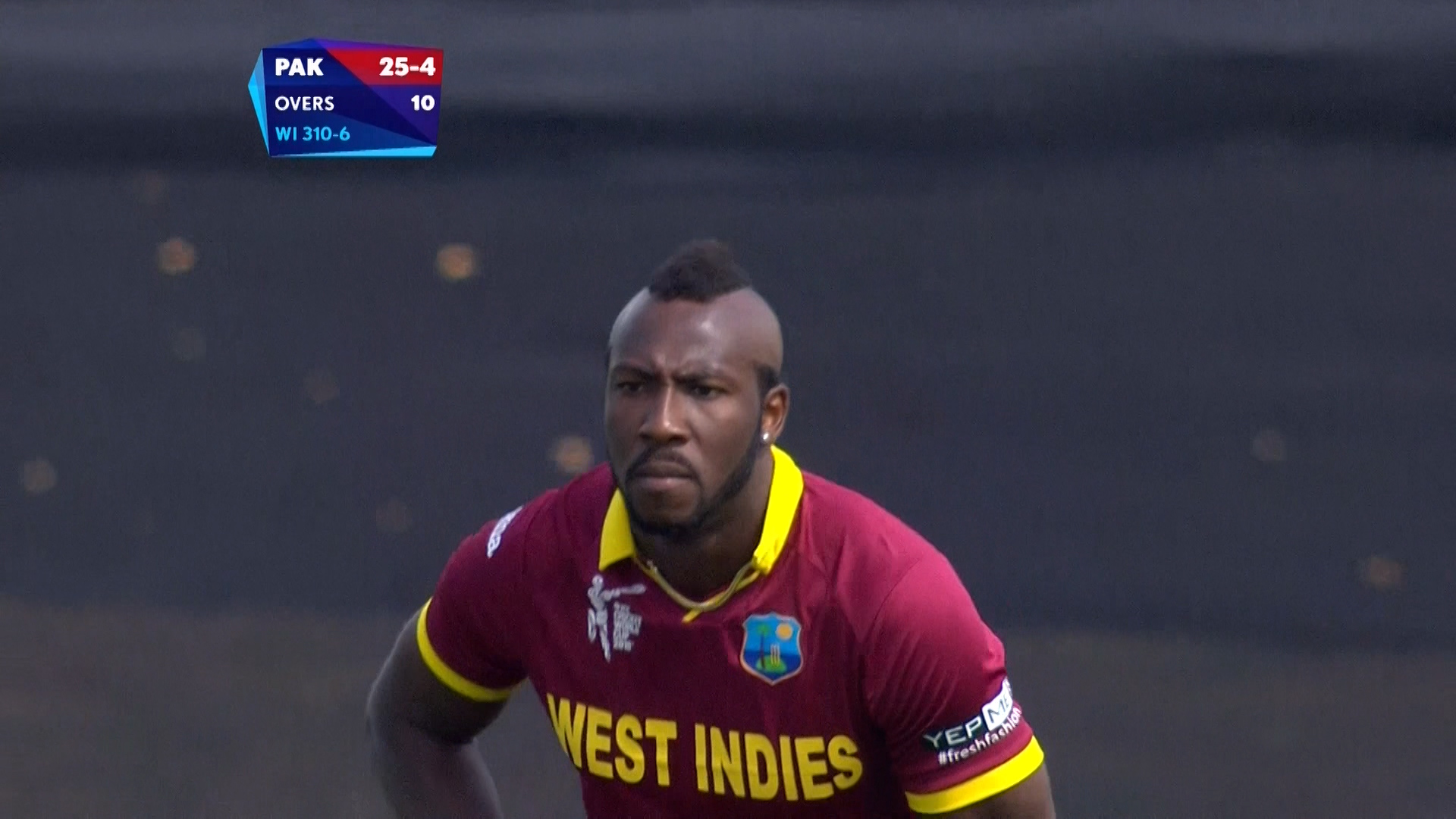 Pakistan v West Indies Match Highlights