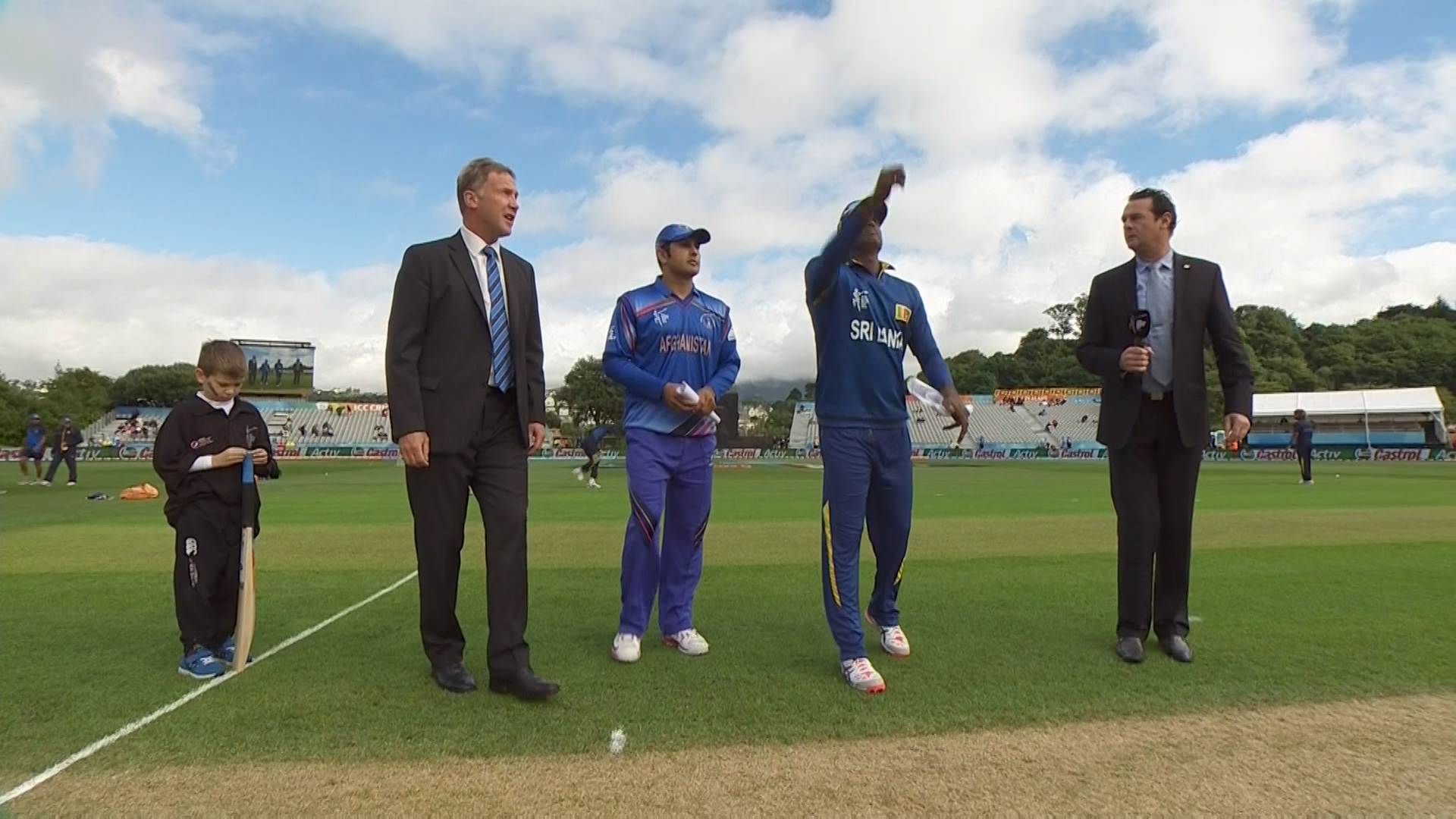 Toss, Pitch Report – SL vs AFG