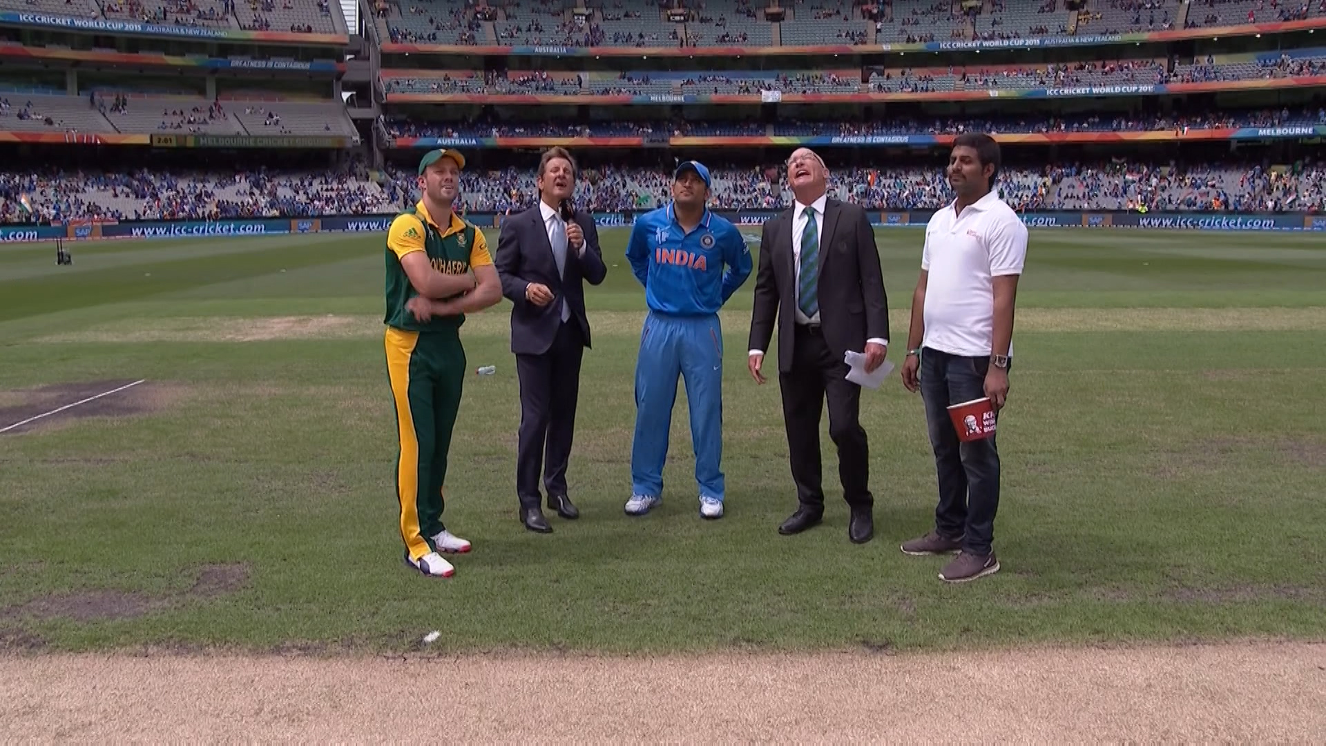 Toss, Pitch Report – IND vs SA