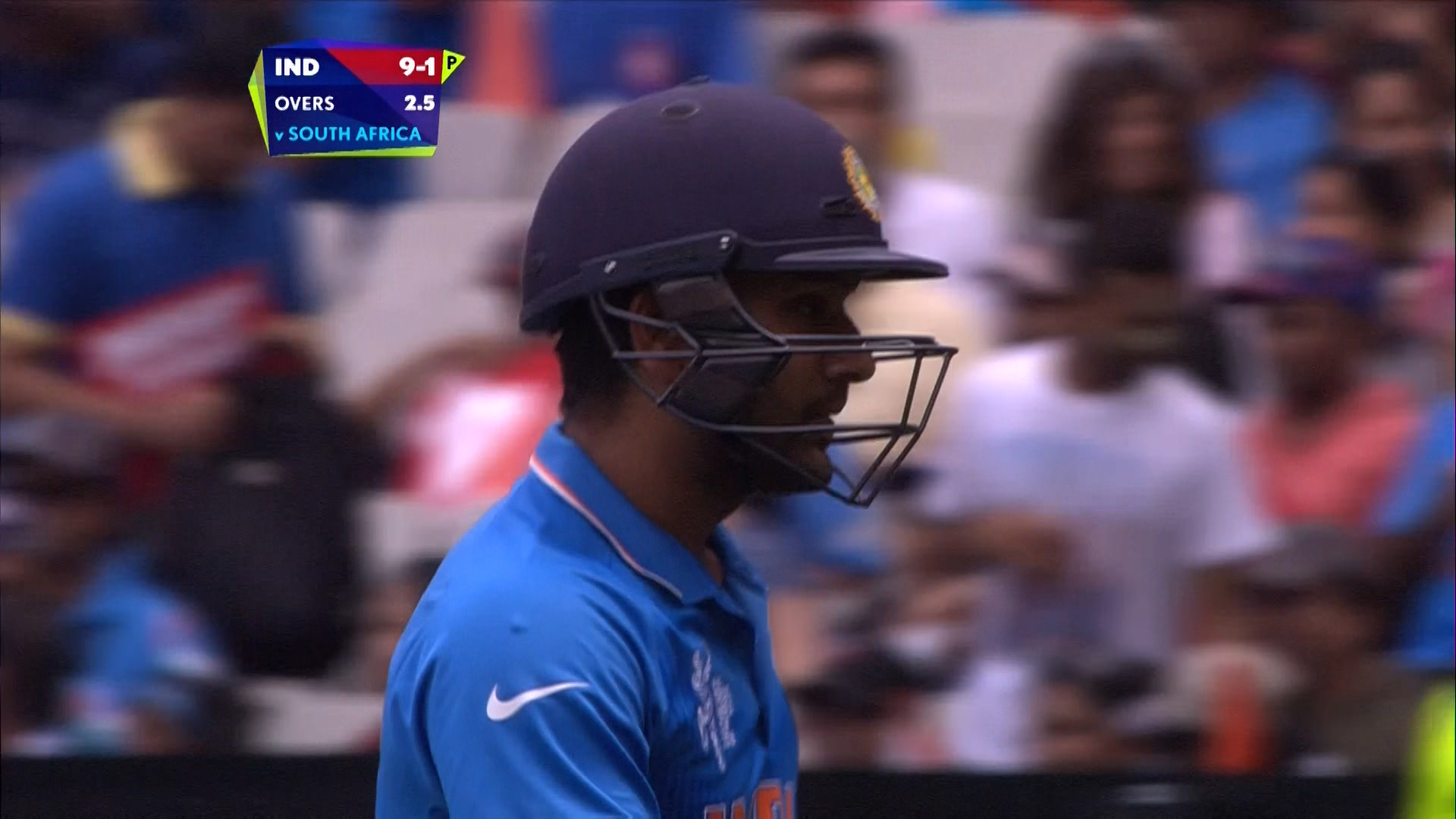Rohit Sharma Wicket – IND vs SA
