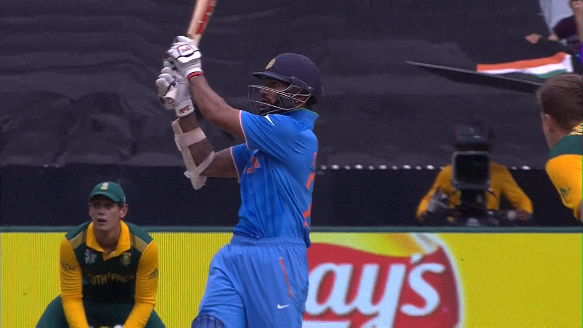 India v South Africa Match Highlights at CWC15