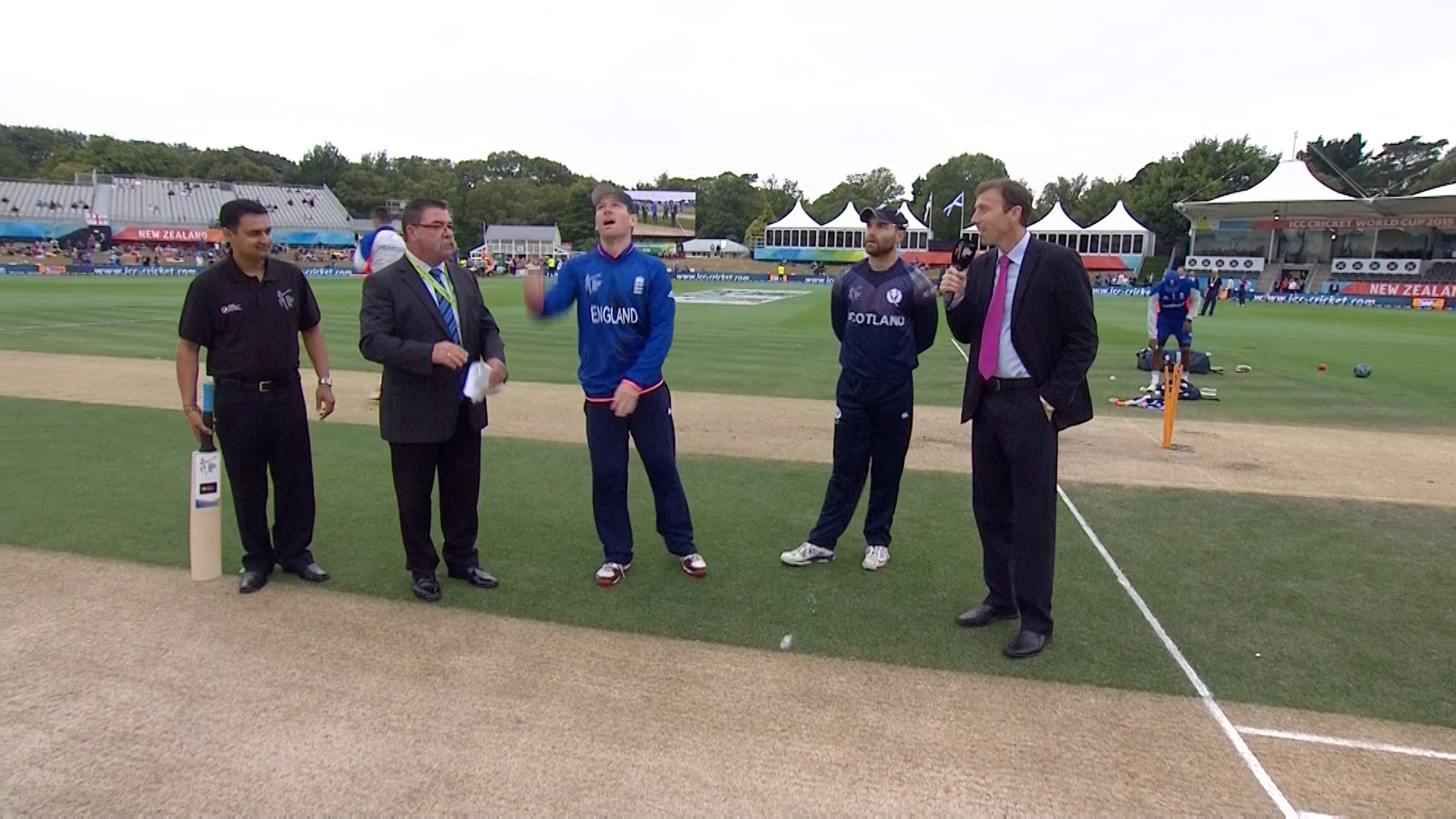 Toss, Pitch Report – ENG vs SCO