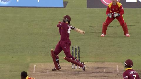 Huge Six by Gayle!