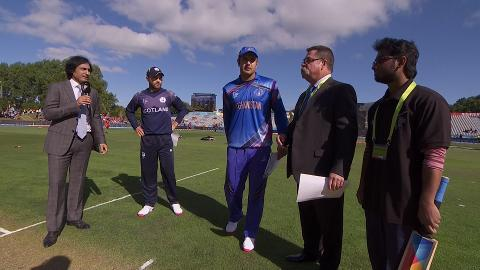 Toss, Pitch Report – AFG vs SCO