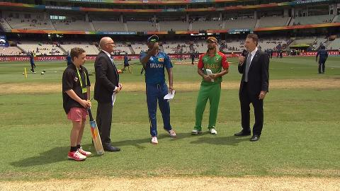 Toss, Pitch Report – SL vs BAN