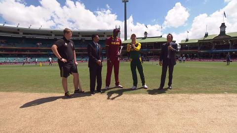 Toss, Pitch Report – WI vs SA