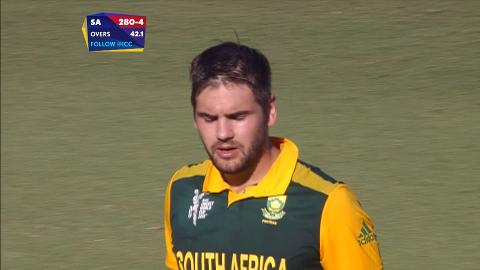 Rilee Rossouw Wicket – WI vs SA