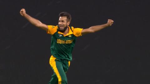 Imran Tahir , 5-45 vs West Indies