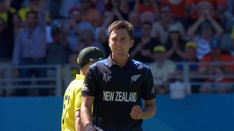 Boult takes 5 in 3 Overs!