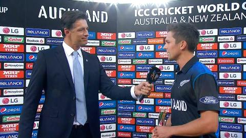 Player of the Match – Trent Boult