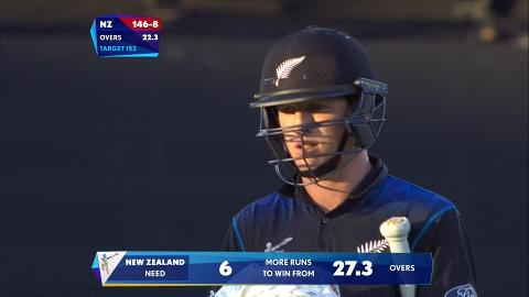 Adam Milne Wicket – AUS vs NZ