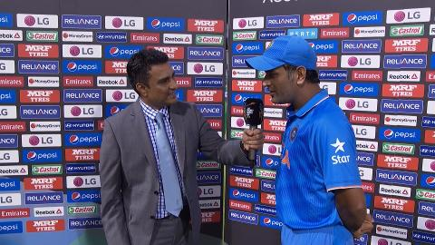 Match Presentation – IND vs UAE