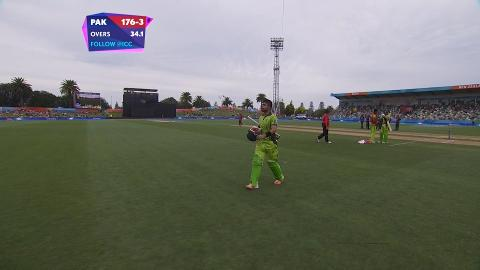 Ahmed Shehzad Wicket – PAK vs UAE