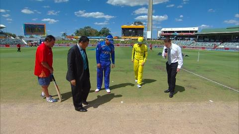 Toss, Pitch Report – AUS vs AFG
