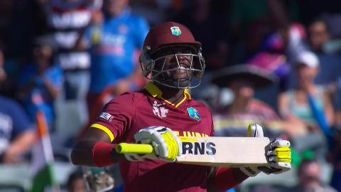 Jonathan Carter Wicket – IND vs WI