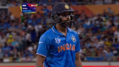 Rohit Sharma Wicket – IND vs WI