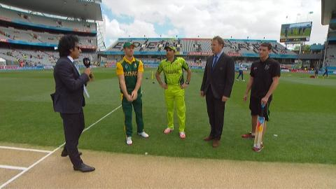 Toss, Pitch Report – SA vs PAK