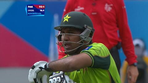 Sarfraz Ahmed Wicket – SA vs PAK