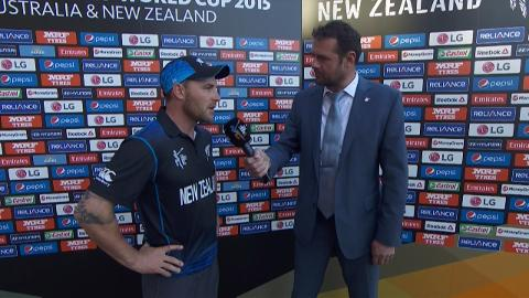 Match Presentation – AFG vs NZ