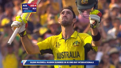 Top Moments – AUS vs SL