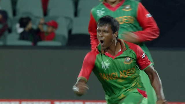Bangladesh v England Match Highlights CWC15
