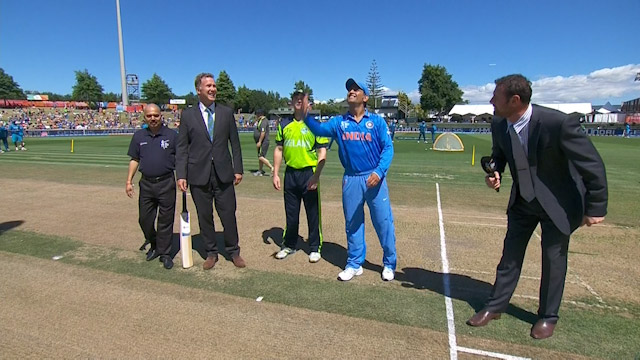 Toss, Pitch Report – IND vs IRE