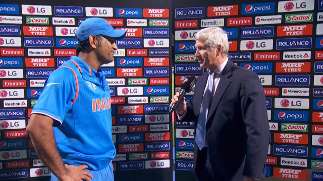 Match Presentation – IND vs IRE