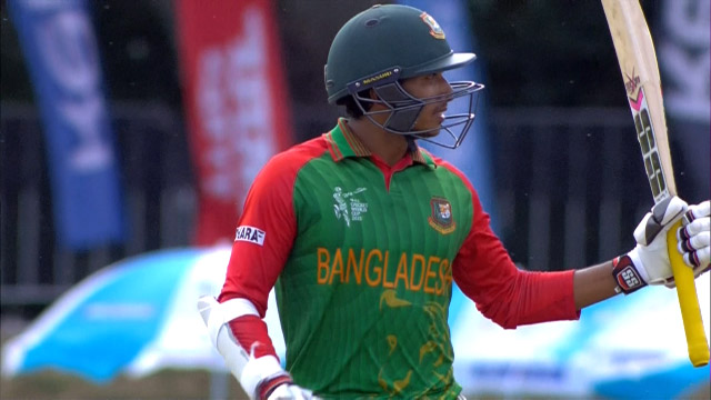 Soumya Sarkar, 51 vs New Zealand