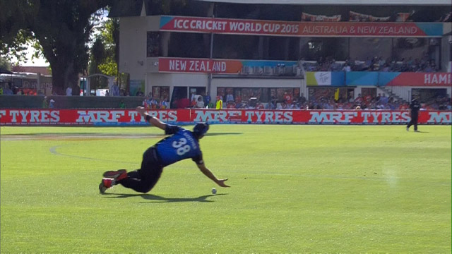 Southee's Spectacular Effort