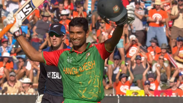 Mahmudullah, 128 vs New Zealand