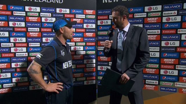 Match Presentation – BAN vs NZ