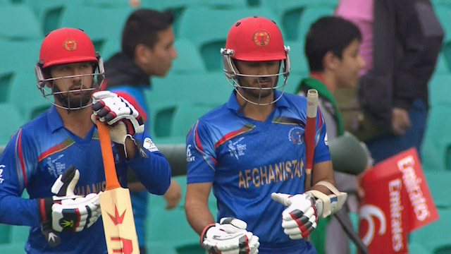 afghanistan innings highlights