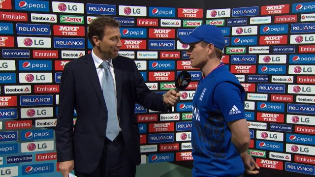 Match Presentation – ENG vs AFG
