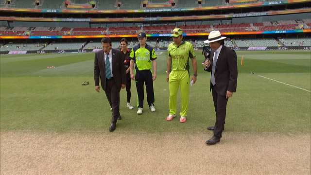 Toss, Pitch Report – PAK vs IRE