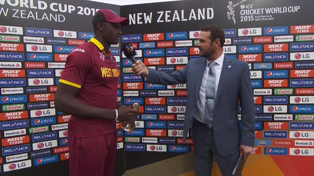 Match Presentation – WI vs UAE