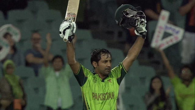 Match highlights – PAK vs IRE