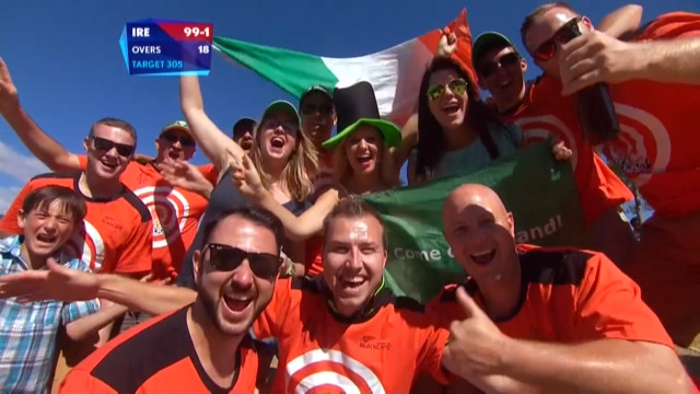 #cwc15 - The Fans