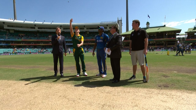 Toss, Pitch Report – SL vs SA