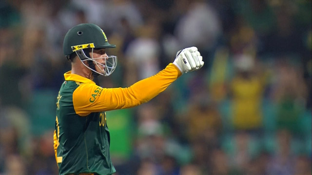 Match Hero – de Kock