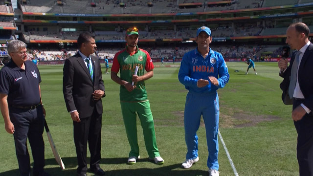 Toss, Pitch Report – IND vs BAN