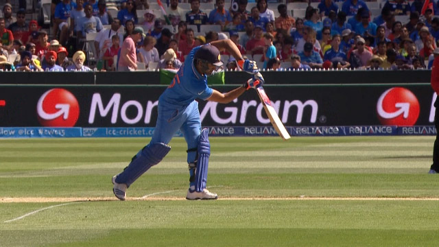 India innings super shots