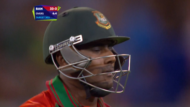 Imrul Kayes Wicket – IND vs BAN