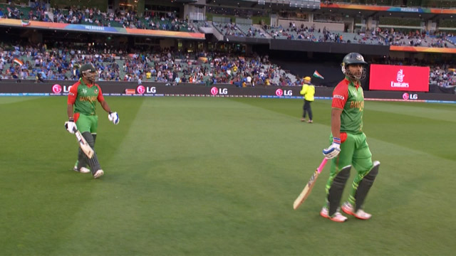 Bangladesh innings highlights