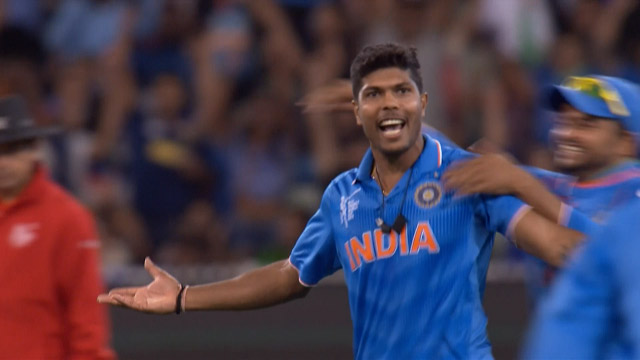 Match Hero – Umesh Yadav