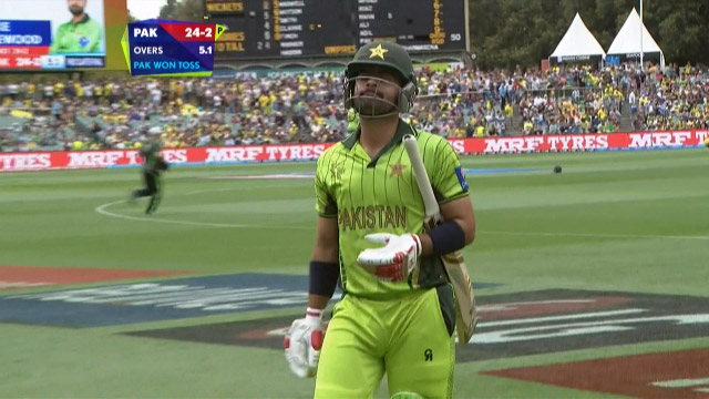 Ahmed Shehzad Wicket – AUS vs PAK