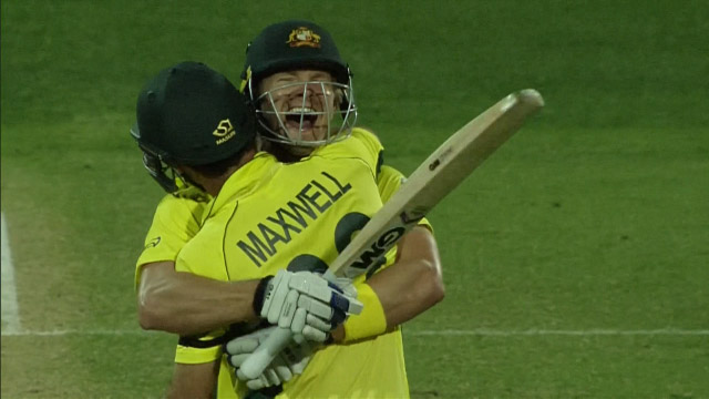Australia v Pakistan Match Highlights CWC Quarter Final