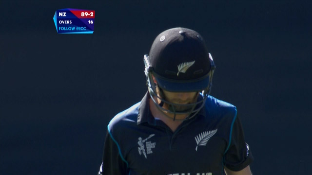 Kane Williamson Wicket – WI vs NZ