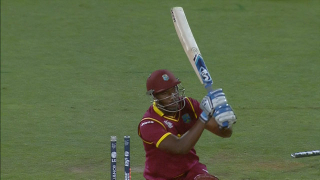 Andre Russell Wicket – WI vs NZ