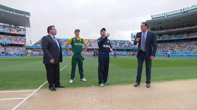 Toss, Pitch Report – SA vs NZ