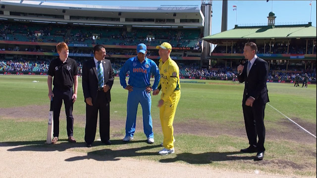 Toss, Pitch Report – IND vs AUS